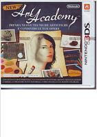 3DS New Art Academy Versione Italiana - Nuovo x 3ds 3ds xl e 2ds