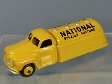 "DINKY TOYS MODEL No 443 PETROL TANKER "" NATIONAL BENZOLE MIXTURE"""