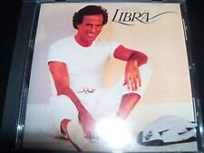 Julio Iglesias Libra (Australia) CD - Like New