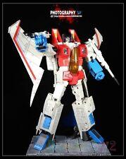 Transformers Larger MP11 Starscream RobotHero CG-01 G1 Action figure NEW instock