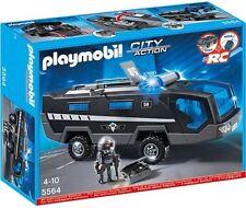 PLAYMOBIL Sek-Einsatztruck mit Licht und Sound 5564