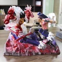 Anime One Piece katakuri VS Luffy PVC Action Figure Collection Figurine Toy Gift