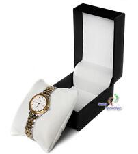 Uhretuis Schmuckschachtel Uhrbox Schmuckkästchen mit Uhrkissen