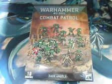 Warhammer 40K Combat Patrol Dark Angels NEW Sealed Games Workshop