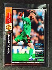 2014-15 Panini WCCF David De Gea card Manchester United