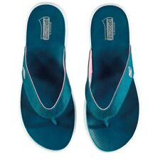 Ladies Skechers Moulded Footwear On The Go Flow Flip Flops Sizes from 3 to 8