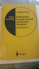 Texts in Applied Mathematics: Differential Equations and Dynamical Systems Vol.