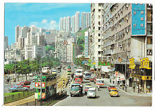 Causeway Rd, Hong Kong PPC Unposted N893 shows no 101, late 70s/ early 80s