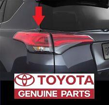 Genuine Toyota  Rav4 2016 Left Rear Outer Tail Light Lamp OE OEM  81560-0R061
