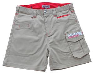 Rhino Work Wear Shorts - Beige Colour