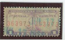 Philippines - Revenue Stamps Scott Used,Fine (X7177N)