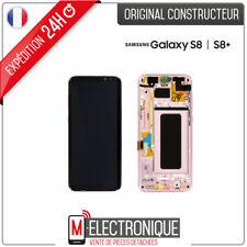 Ecran LCD Rose / Pink Original Samsung Galaxy S8+ G955F