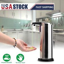 Automatic Soap dispenser, Touchless Sanitizer dispenser, Kitchen Soap Dispenser