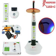 Woodpecker Dental Led Curing Light Cordless Resin Cure Lamp Ledc 3 Model