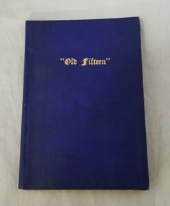 Old Fifteen Antique Book A History of Early Masonry in Cleveland 1917 Fitch