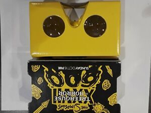 The Simpsons Google Cardboard Viewer VR Treehouse of Horror