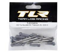 TLR334016 Team Losi Racing HD Titanium Turnbuckle Kit Fits: 22 / 2.0 Brand New