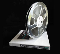 "Capture 930 Reel to Reel Tape 1/4"" x 1800' 7"" Reel for TEAC, Pioneer, Sony"