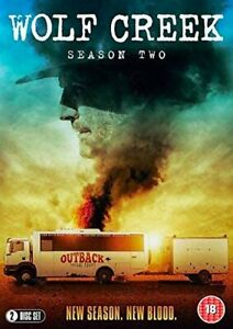 Wolf Creek: Season Two - LIKE NEW Condition - FAST & FREE UK DELIVERY