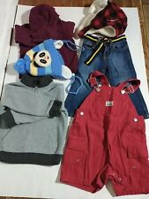 Lot Baby Boy Clothes Size 18-24 Months