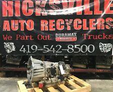 03 04 05 5Speed 4WD Allison 1000 Trans Chevy Silverado Gmc Sierra Duramax Diesel