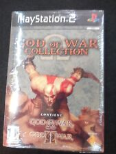 God of War Collecltion para play 2 nuevo y precintado PAL