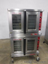 Blodgett Mark V-111 Electric Double Stack Full Size Convection Oven 1 phase