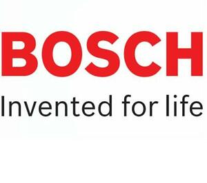 BOSCH 2 pcs Alternator Drive Bearing For MERCEDES FORD BMW VW FIAT OPEL AUDI