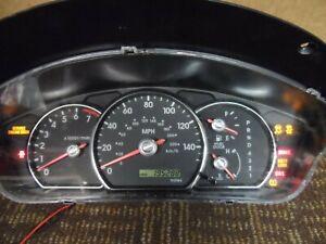 09 10 11 12 Mitsubishi Galant Speedometer Instrument Cluster 195K Miles 8100B222