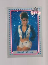 1992 Enor Dallas Cowboys Cheerleaders #9 Ronda Cates card