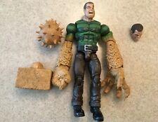 Marvel Legends Hasbro BAF Complete Sandman Action Figure Build A Figure