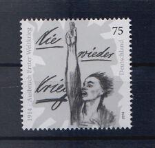 BRD MiNr. 3100  Postfrisch ,  Nie wieder Krieg - Erster WK 1914,    (S-394d )