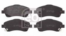 Brake Pad Set, disc brake FEBI BILSTEIN 16653