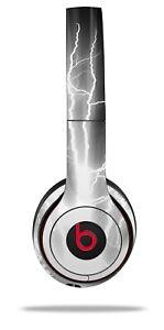 Skin Beats Solo 2 3 Lightning White Wireless Headphones NOT INCLUDED