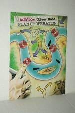 MANUALE RIVER RAID PLAN OF OPERATION USATO EDIZIONE INGLESE VBC 46710