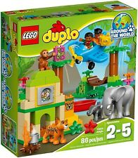 Lego Duplo 10804 Jungle Neuf scellé