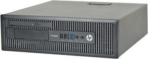 HP 600 G1 Pentium G3220 3.0Ghz 8GB RAM, 500GB SFF