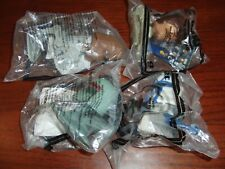 STAR WARS Happy Meal Toys Bobbleheads Chewbacca Han Solo Boba Captain Rex 2008
