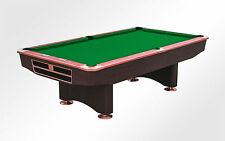 "Pool-Billardtisch ""Dynamic Competition"" , 9 ft. (Fuß), mahagoni"