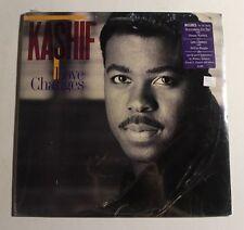 KASHIF Love Changes LP Arista Rec AL-8447 US 1987 M SEALED 12C