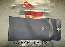 NEW Honda OEM Tool Kit XR70R Spark Plug Wrench & Pouch bag 1997-2003