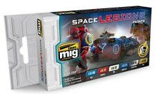 Ammo Of Mig A.Mig-7153- Space Legions Color Set