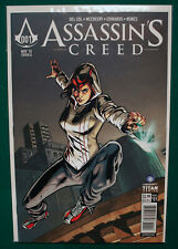 ASSASSIN'S CREED #1 (COVER A) | TITAN / UBISOFT | NM | 1ST PRINT | FREE SHIPPING