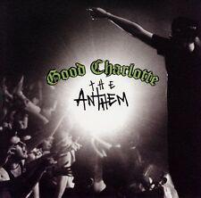 The Anthem [CD5] [Single] by Good Charlotte (CD, Jul-2003, Epic (USA))