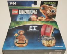 LEGO Dimensions 71258 ET The Extra Terrestrial & Phone UNIVERSAL NEW sealed RARE