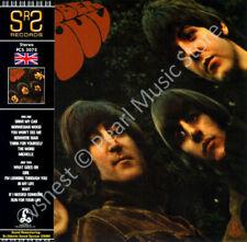 THE BEATLES - RUBBER SOUL ( MINI LP AUDIO CD with OBI )