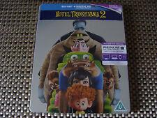 Blu Steel 4 U: Hotel Transylvania 2 : Limited Edition Steelbook Sealed