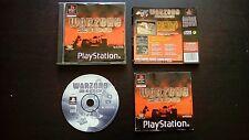 WARZONE 2100 : JEU Sony PLAYSTATION PS1 PS2 (Eidos COMPLET envoi suivi)