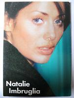NATALIE IMBRUGLIA Official Collectable Postcard NOS
