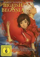 BIG FISH & BEGONIA    DVD NEU